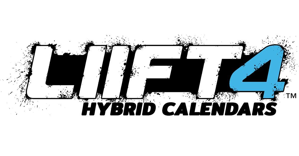 LIIFT4 Hybrid Calendars