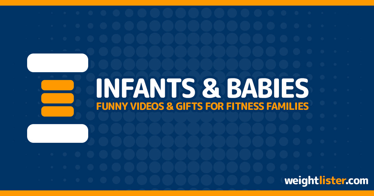 Funny Baby Fitness Videos & Gifts