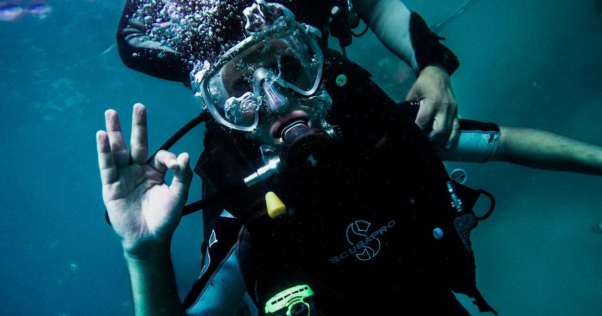 Okay Scuba Dive